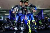 Yamaha Kenalkan Motor Baru Rossi dan Vinales untuk Musim 2020