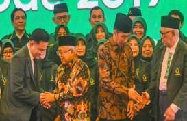 Yusril Singgung Kader PBB Tak Ada di Kabinet di hadapan Jokowi