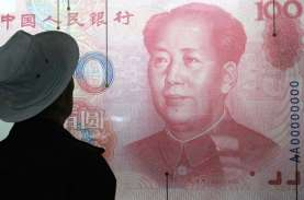 Kurs Yuan Rebound Setelah 4 Hari Loyo