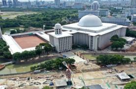 Jokowi Setuju Istiqlal-Katedral Punya Terowongan Silaturahmi