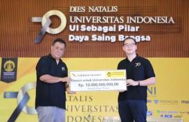Tahir Foundation Donasikan Rp10 Miliar ke Universitas Indonesia