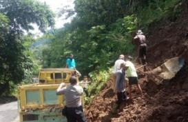 Pengendara Diimbau Waspada saat Melintas Jalur Selatan Cianjur