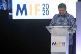 Soal UMP di Omnibus Law, Airlangga Beri Sedikit Bocoran