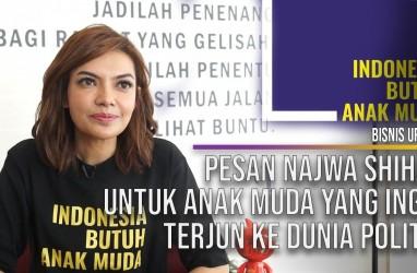 Pesan Najwa Shihab untuk Anak Muda yang Ingin Terjun ke Politik