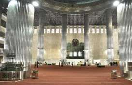 Renovasi Masjid Istiqlal Rampung Sebelum Ramadan 2020