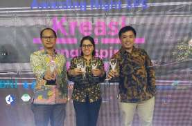 The 11th IPMA 2020, Bisnis Indonesia Group Sabet 5…