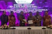 Pollux Properti dan PT PP Investasi Rp3,5 Triliun di Karawang