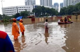 Hujan Deras Di Jakarta, 23 Kecamatan Terdampak Banjir