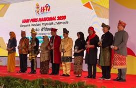 Enam Bupati Terima Penghargaan Di Hari Pers Nasional