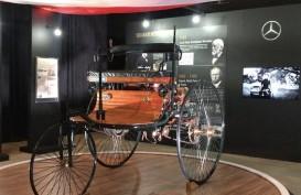 Mobil Pertama di Dunia Kini Bisa Dilihat di Museum Nasional Indonesia