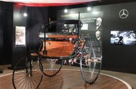 Mobil Pertama di Dunia Kini Bisa Dilihat di Museum…
