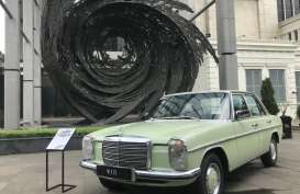 Ini Kendaraan Penumpang Pertama Mercedes-Benz Rakitan Lokal