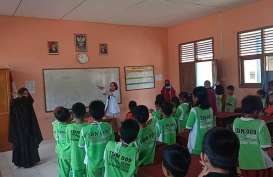 7 Hari Karantina WNI di Natuna, Siswa Sekolah Seperti Biasa