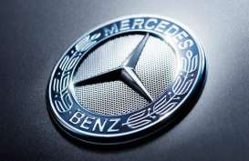 MERCEDES BENZ : Mercy Donasikan W115