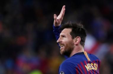 Messi Bisa Tinggalkan Barcelona, Tetapi Bukan Akibat Konflik