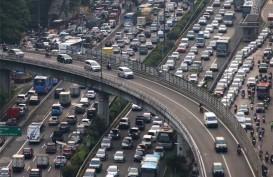 Tol Cawang-Senayan Contra Flow, Tangerang-Tomang Ganjil Genap