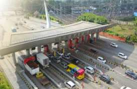 Tarif Tol Tangerang - Merak Turun 18 Persen Mulai 12 Februari