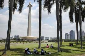 Wow, Kualitas Udara Jakarta pada Senin Pagi Membaik