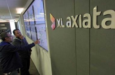 Porsi Pendapatan Data XL Axiata Kembali Membengkak