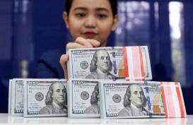 Kurs Tengah BI Melemah 61 Poin, Rupiah Terlesu di Asia