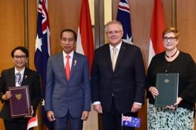 Indonesia-Australia Canangkan 100 Hari Kerja IA-CEPA