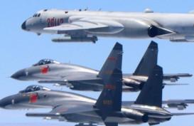 Pesawat F-16 Taiwan Cegat Pesawat Pembom China yang Provokatif