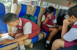 Gorontalo dapat Bantuan Empat Unit Bus Sekolah dari Kemenhub