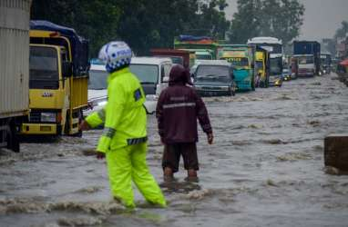 400 Bencana Alam Terjang Indonesia Hingga Februari 2020