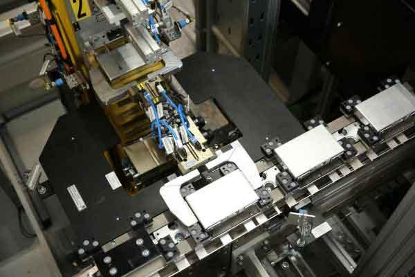 Pabrik baterai untuk kendaraan listrik BMW Brilliance Auto. - BMW