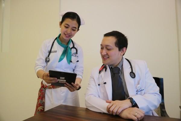 Klinik Eksekutif Heritage RS Pelni Jakarta. - prime.rspelni.co.id