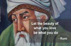10 Inspirasi Hidup dari Jalaluddin Rumi