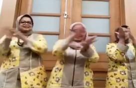 Gaya Istri Anies Baswedan Pakai Aplikasi Tik Tok Kampanye Cuci Tangan