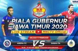 Arema FC Tekuk Sabah FA 2-0, Tapi Puncak Grup B Milik Persija