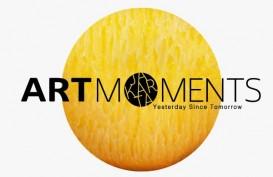 Art Moments 2020, Pamerkan Lukisan dengan Emas 24 Karat