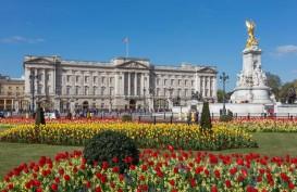 Biaya Renovasi Buckingham Palace Telan Rp6 Triliun