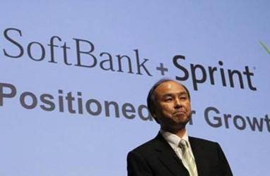 SoftBank Kehilangan Vision Fund Rp28 Triliun