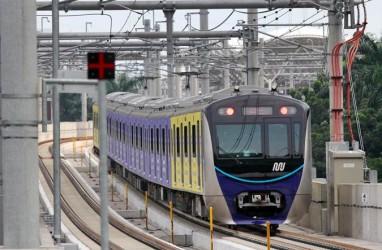 Proyek TOD Stasiun MRT Masih Tunggu Tanda Tangan Anies