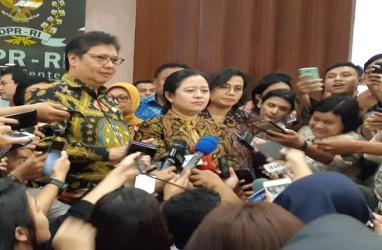 6 Menteri Serahkan RUU Omnibus Law Cipta Tenaga Kerja ke DPR