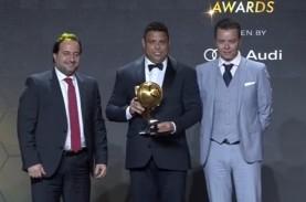 Ronaldo de Lima: Kisah dengan Inter Milan Berakhir…