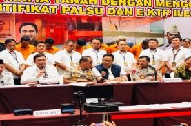 Kasus Mafia Tanah, Polda Metro Jaya Tangkap 2 Notaris…
