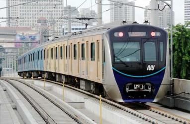 STASIUN MODA RAYA TERPADU : Proyek TOD MRT Tunggu Restu Anies