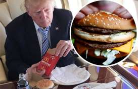 Daftar Makanan Favorit dari 45 Presiden AS