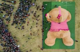 10 Rekor Perayaan Valentine yang Tercatat di Guinness World Record