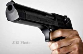 Polisi Tembak Pencuri Spesialis Motor Besar