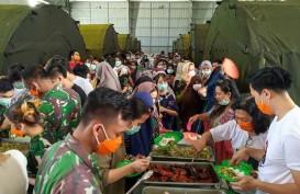 WNI yang Diobservasi di Natuna Dipulangkan Lewat Halim, Sabtu