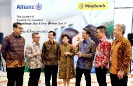 Asuransi Kredit, Allianz Jamin Nasabah KPR Maybank