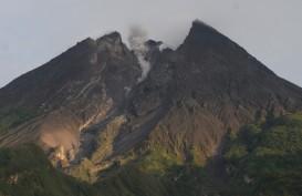 Gunung Merapi Erupsi, Penerbangan Tetap Normal