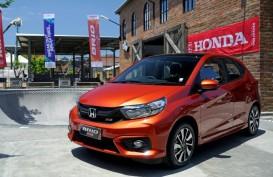 Ditopang Brio, Pemasaran Mobil Honda Tumbuh 3 Persen