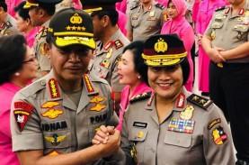 Kapolri: Polisi Wanita dan Polisi Laki-Laki Punya…