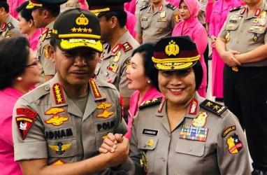 Kapolri: Polisi Wanita dan Polisi Laki-Laki Punya Hak yang Sama